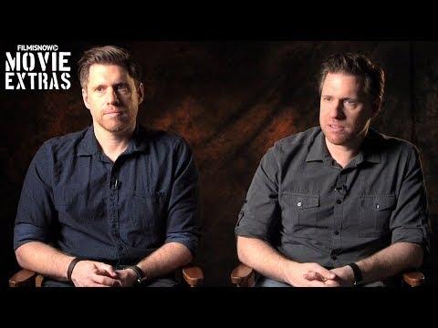 "Winchester | On-set Visit With Michael Spierig & Peter Spierig ""Directors"""