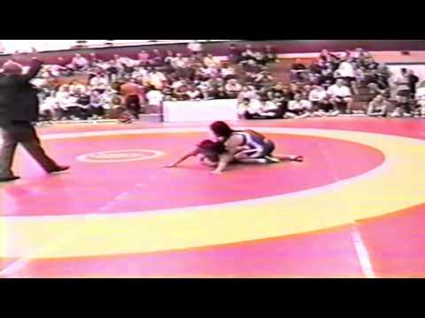 2004 Canada Cup: 51 kg Audrey Pang (CAN) vs. Hitomi Sakamoto (JPN)