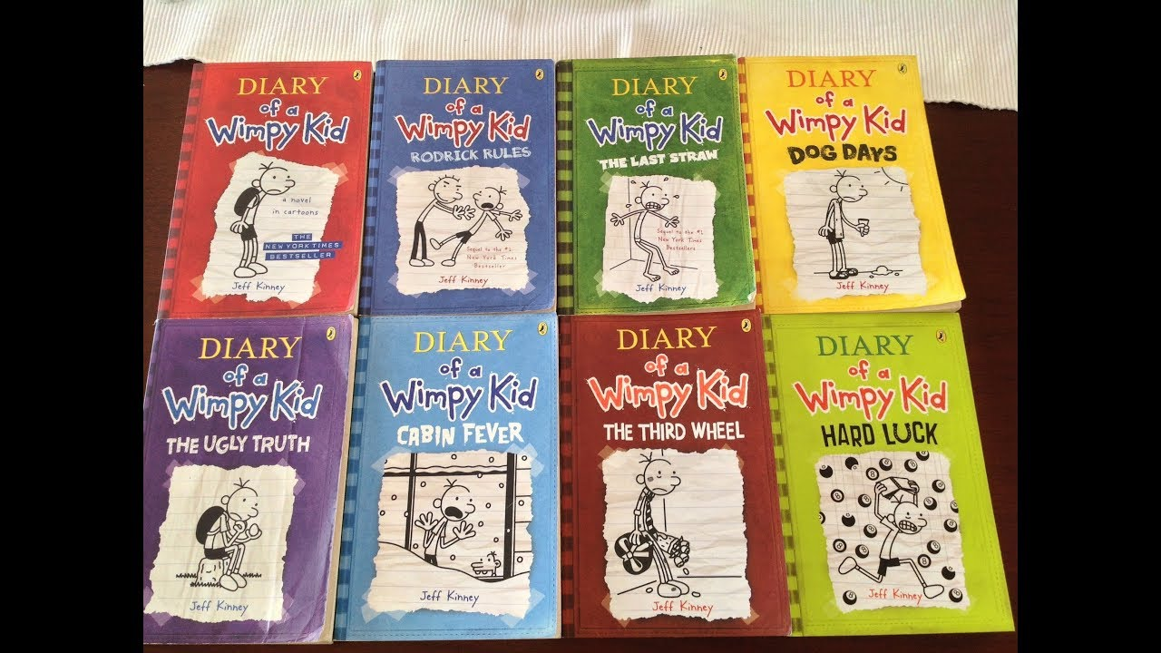 Pdf wimpy do kid a it yourself diary of