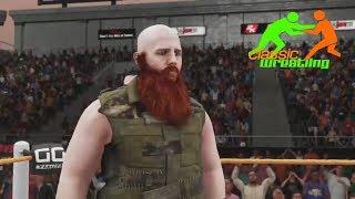YAKUZA UNIVERSE MODE - BLUDGEON! (Classic Wrestling)