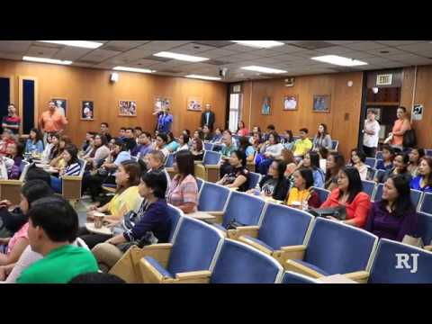CSSD brings in 72 Special Ed teachers from the Philippines