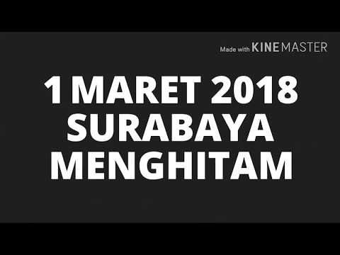 TRAGEDI 1 MARET 2018 PSHT HITAMKAN SURABAYA!!!!