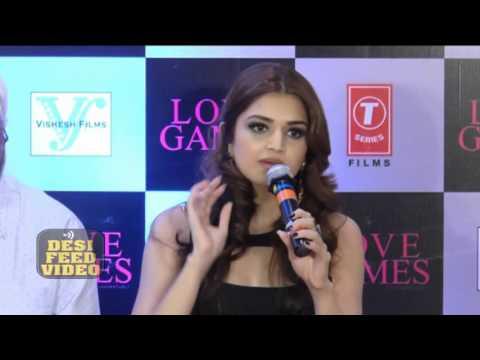Love Games Press Conference   Mahesh Bhatt, Patralekha, Tara Alisha Berry, Vikram Bhatt