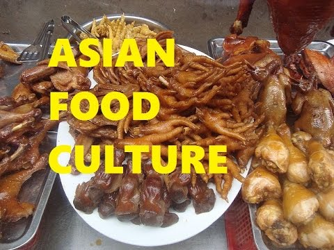 of food Culture asian