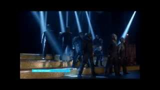 Glee - Mr roboto/Counting Stars - Full Perfomance