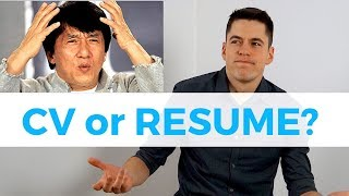 CV vs Resume: What is the Difference and Why You Need Both?
