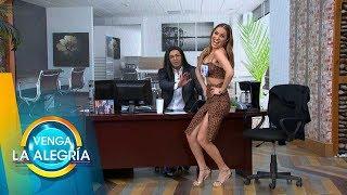 ¡Margarita regresó para tomar el veredicto final y ver quién se va del programa! | Venga La Alegría