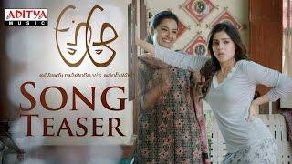 Download Hindi Video Songs - A Aa Song Teaser | A Aa Telugu Movie | Nithiin, Samantha, Trivikram, Mickey J Meye