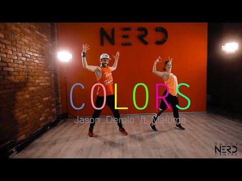 Colors - Jason Derulo Feat  Maluma Dance Fitness By Emus