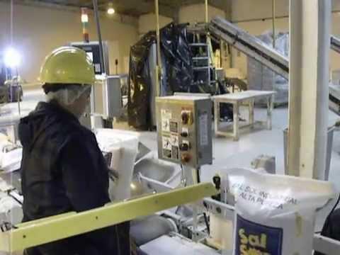 An lisis proceso embolsado sacos 50 kg psm youtube - Almacenes san carlos ...
