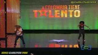 Colombia Tiene Talento 2T - PLAYA FLOW - Arroz con Huevo - 14 de Mayo de 2013.