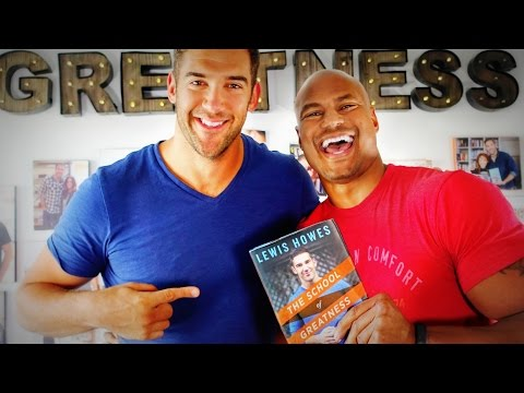 The School Of Greatness (Lewis Howes Interview / Podcast) Motivational & Inspirational entrepreneur