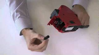 How to Change the Ink Roller in Primark P-16 Label Gun