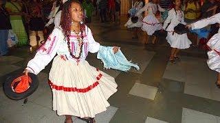 SAYA ORIGINAL*AFRO BOLIVIANOS EN ARICA