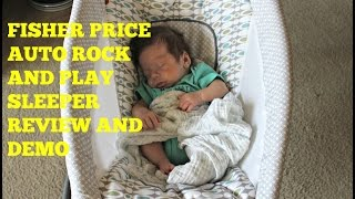 AUTO ROCK AND PLAY SLEEPER BY F. PRICE REVIEW