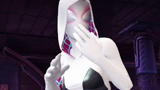 Marvel: Contest of Champions - SPIDER-GWEN Super Moves & Attacks Hands-on Review
