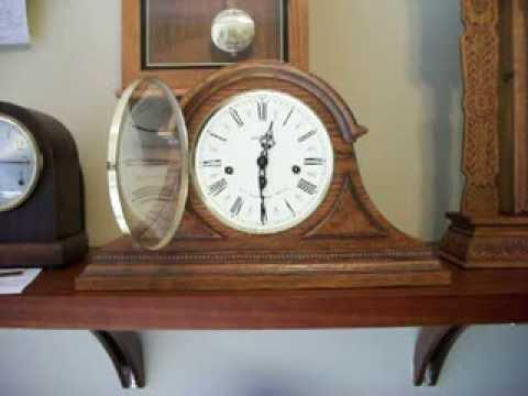 Howard Miller 60th Anniversary Westminster Edition Mantel Clock