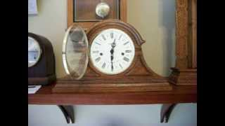 Howard Miller 60th Anniversary Westminster Edition Mantel Clock