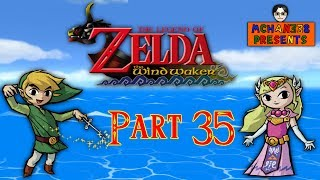 Let's Play! - The Wind Waker Episode 35: Magtail Puzzle Failure thumbnail