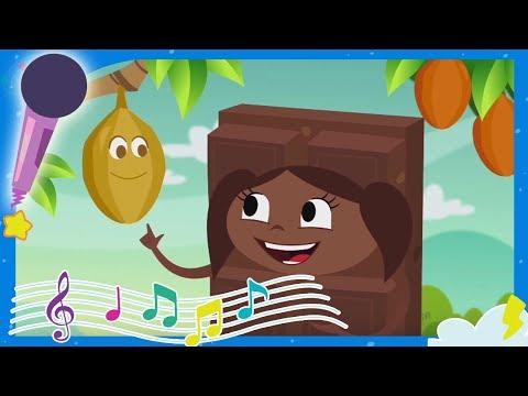 O Show da Luna! A Maravilhosa Floresta de Chocolate #Clipe com Letra 45