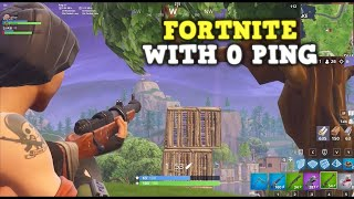 Wie man 0 Ping In Fortnite auf GeforceNow