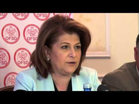 Ministrul Rovana Plumb, la Pitesti, despre masurile de combatere a violentei in familie