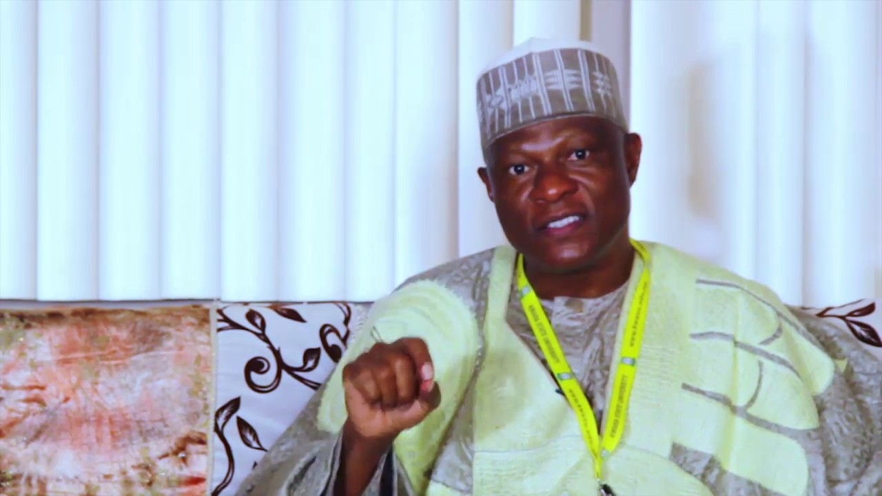 Prof. Abdulrasheed Na'Allah, VC, KWASU. Photo: The Nation