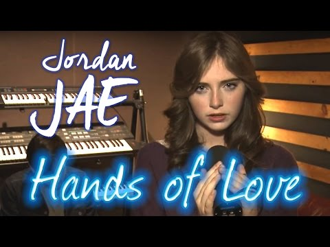 Miley Cyrus - Hands of Love (Cover by Jordan JAE - Live @ SlumboLabs)