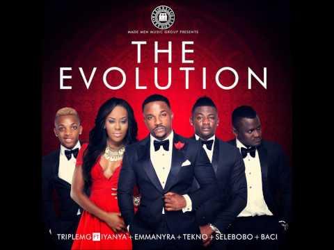 Triple MG ft. Selebobo - Selfie [The Evolution]