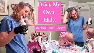 How to Dye Your Own Hair with Madison Reed