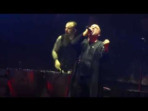 """The Sound of Silence"" Disturbed@Santander Arena Reading, Pa 10/9/16"