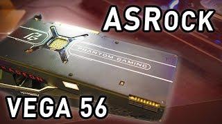 ASRock Vega 56, Z390 8 Core Deskmini....!? 5 New B450 Motherboards, J3455 BTC+