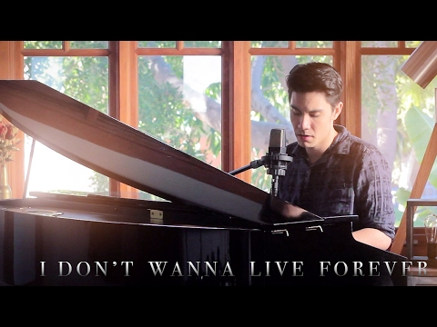 I Dont Wanna  Forever ZAYN Taylor Swift - Sam Tsui Cover