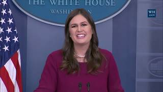 10/05/17: White House Press Briefing