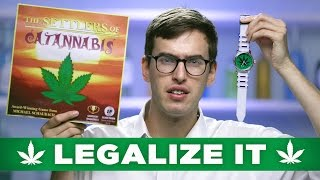 Legalize Weed So We Can Stop Talking About It thumbnail