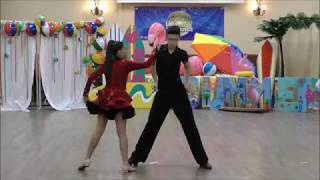 6.19. Show dance by Ivan and Krystina @ LA Star Dance Summer Festival