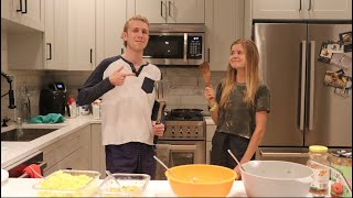 COOKING WITH PROFESSIONAL RUNNER ALLIE OSTRANDER