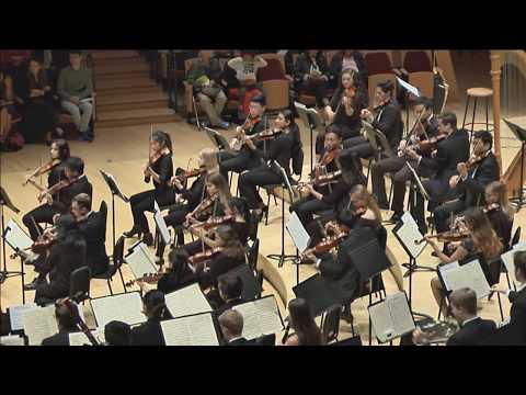 Stanford Symphony Orchestra - Spring 2018