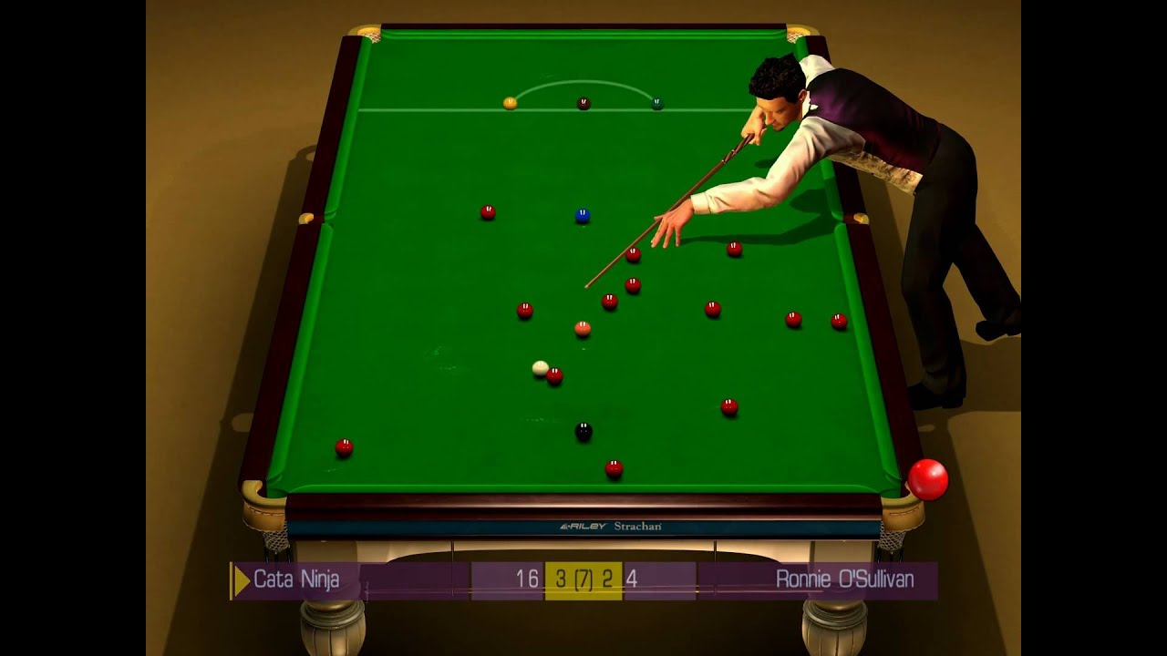 real snooker games online