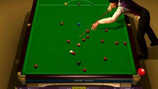 WSC Real 2009 - World Snooker Championship final