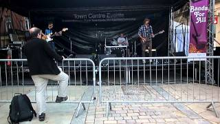 Wigan Bands For All - Colour Me Blind - Otherside
