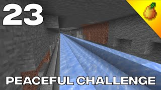 Peaceful Challenge #23: Frosted Ice Tunnel Machine