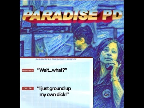 Paradise PD Kitchen Incident (GROUNDED UP)