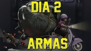 DIA 2 - Update Love And War - Team Fortress 2