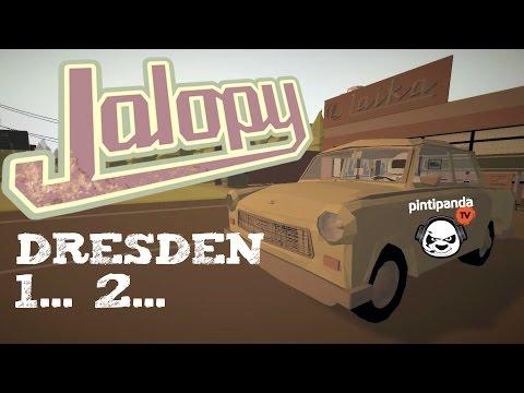 DRESDEN YOLCUSU KALMASIN | Jalopy