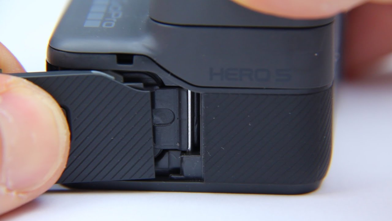 7 How To Remove And Put The Side Door Back On Gopro