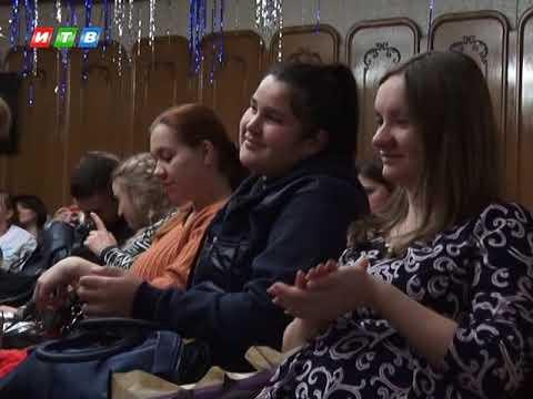 ТРК ИТВ: Музыканты филармонии выступили для беременных