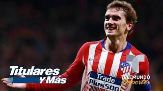 Antoine Griezmann dejó ir la oportunidad de jugar con Lionel Messi | Telemundo Deportes