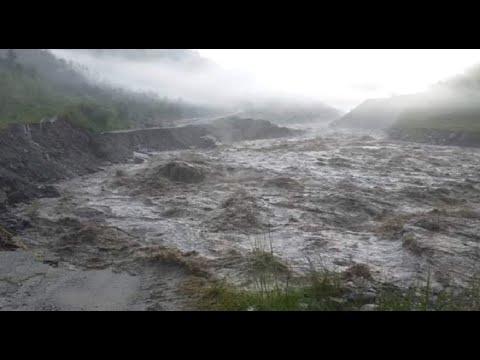 बाढीले हेर्दा हेर्दै डुबायो || Flood in Nepal || Flood in Kathamdu || Pray for Nepal