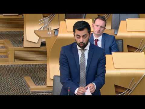 Railway Policing (Scotland) Bill - Scottish Parliament: 9th May 2017